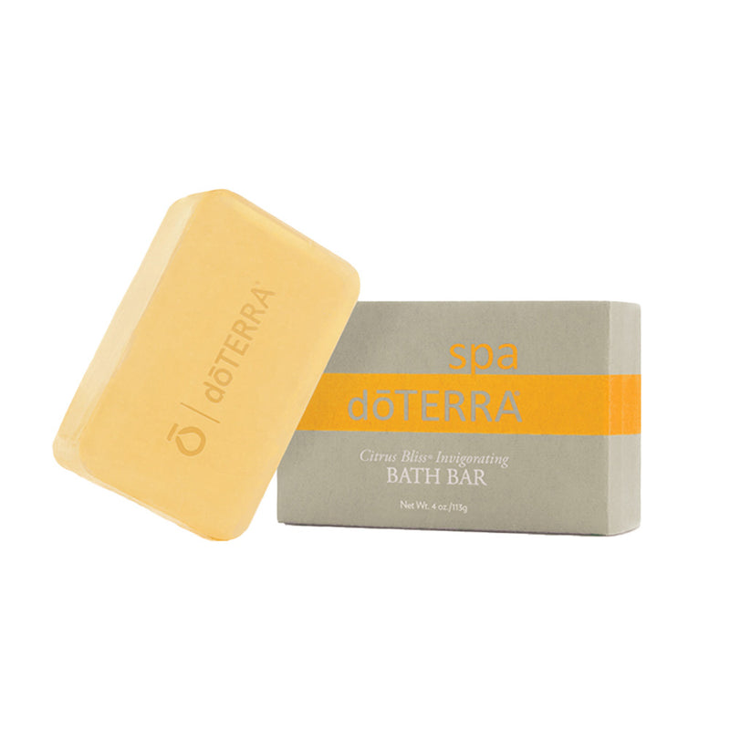 Citrus Bliss Invigorating Bath Bar 113g