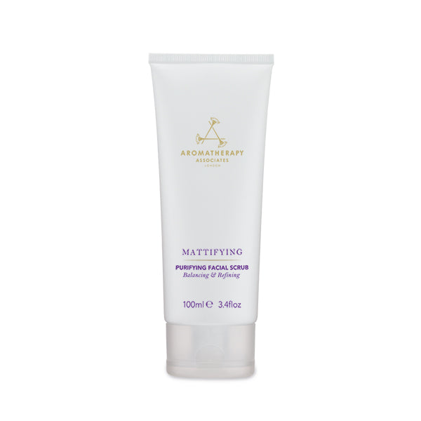 Mattifying Purifying Facial Scrub 100ml