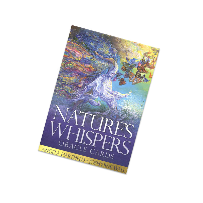 Nature's Whispers, Oracle Cards