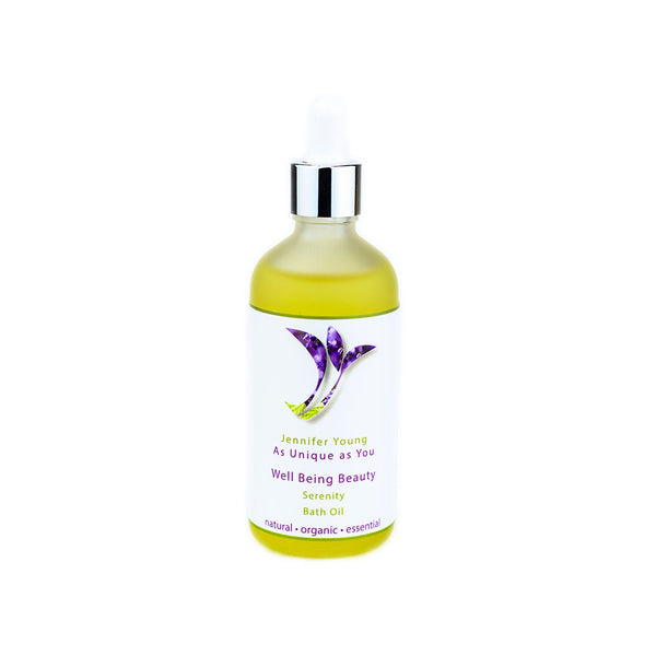 Well Being Beauty - Serenity Bath Oil 100g