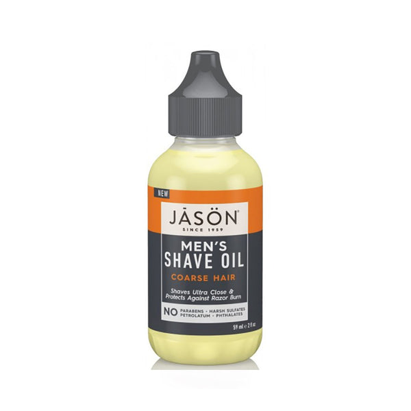 Man's Shave Oil Coarse Hair 59ml