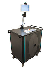 Justand V2e iPad/Tablet Document Camera (Mounted on ProCart)