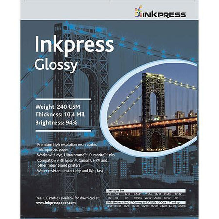 Inkpress Photo Papers
