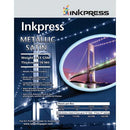 Inkpress Metallic Satin Paper Sheets - InkJet Supply Pro