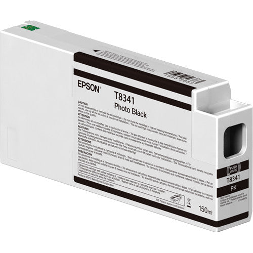 EPSON T834 UltraChrome PRO 150ML Cartridge series for P-Series Printers - InkJet Supply Pro