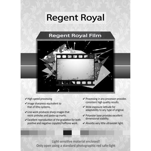 InkPress Regent Royal Film Sheets - InkJet Supply Pro