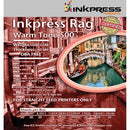 InkPress Rag Warm Tone 500 GSM Double-Sided Sheets - InkJet Supply Pro