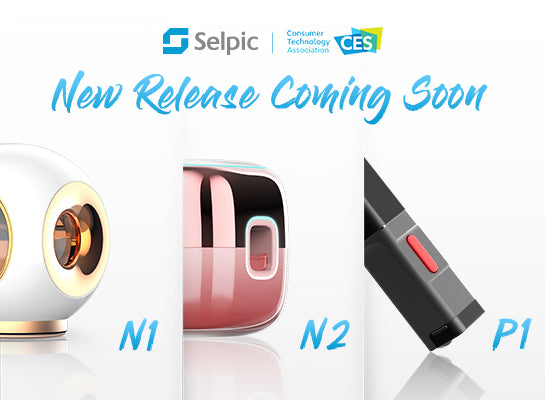 Visit Selpic at CES 2020 - New Printing Technologies to be Unveilled!