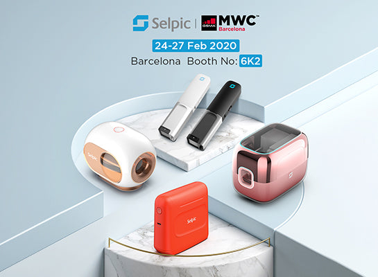MWC 2020 Cancelled, Selpic to Release P1 Pen Printer, N1 Nail Printer