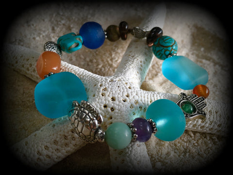 Changing Tides Prayer Bracelet