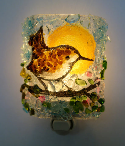 Wren Night Light