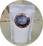 All Natural Mineral Bath Salts- 8oz Jar or 7oz Bag