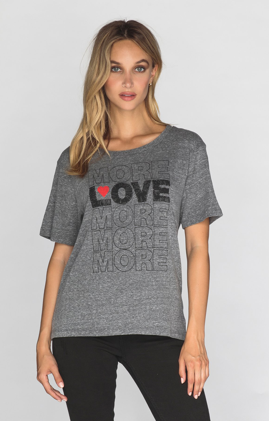 More Love Wide T-Shirt