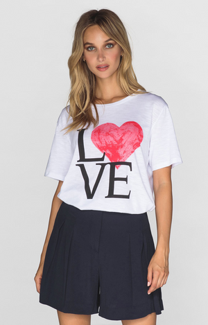 Love Wide T-Shirt