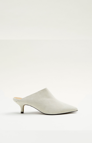 Christy Suede Mule