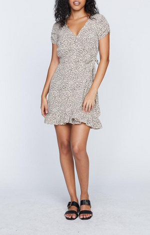 Avalon Wrap Dress