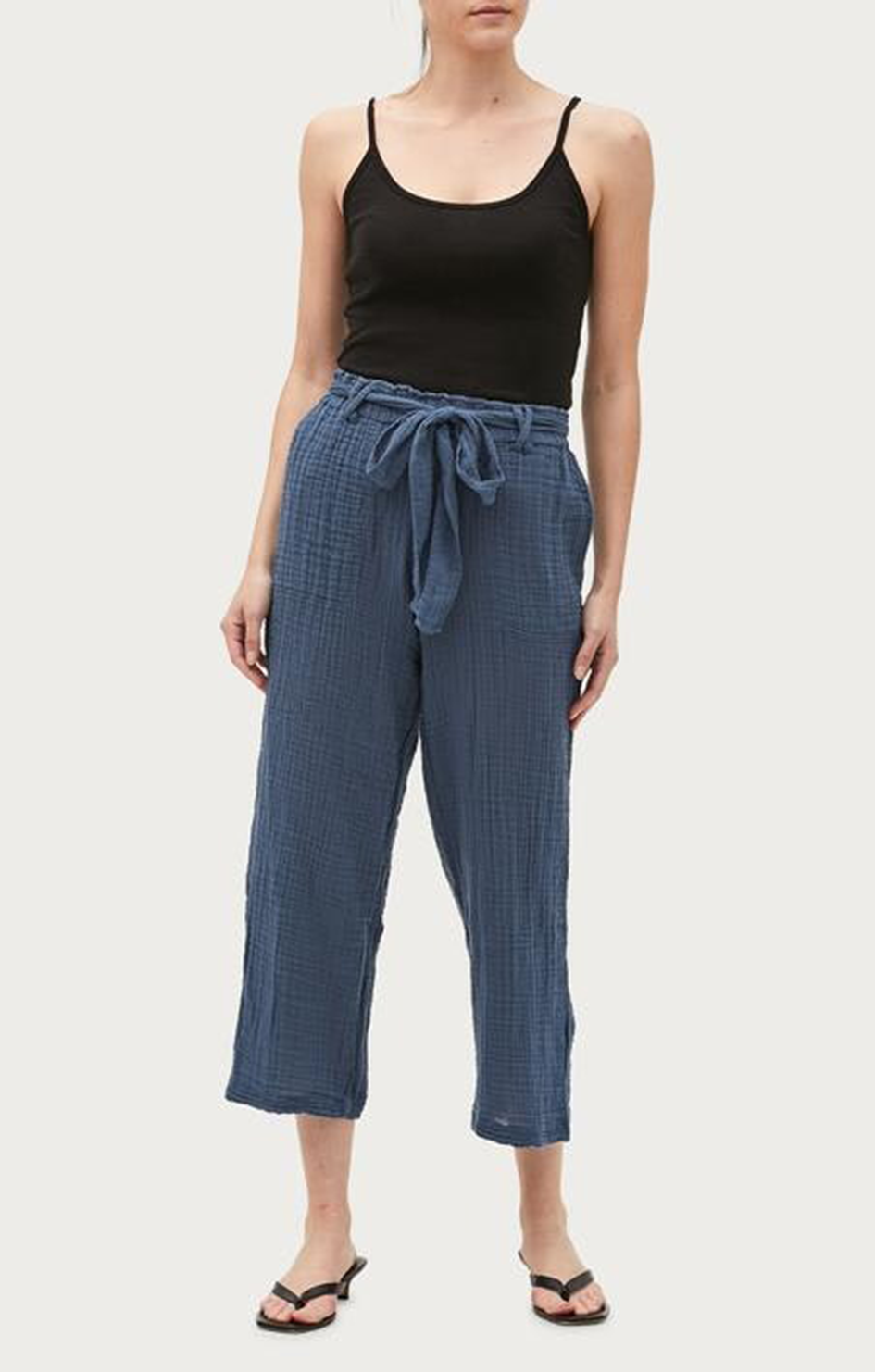 Juliette Cropped Pants