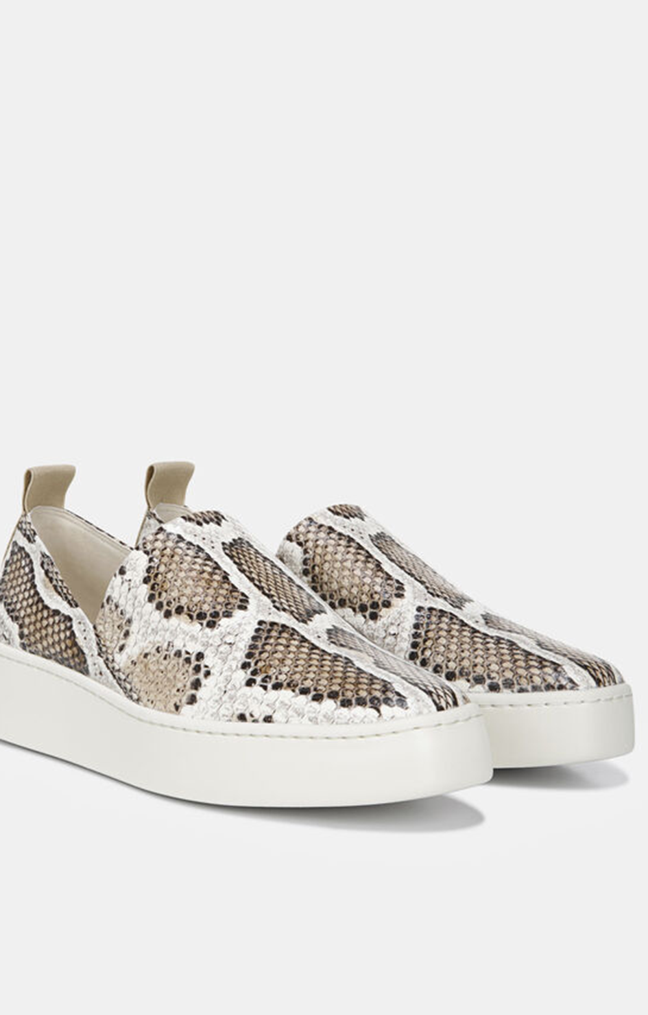 Saxon Taupe Sneakers