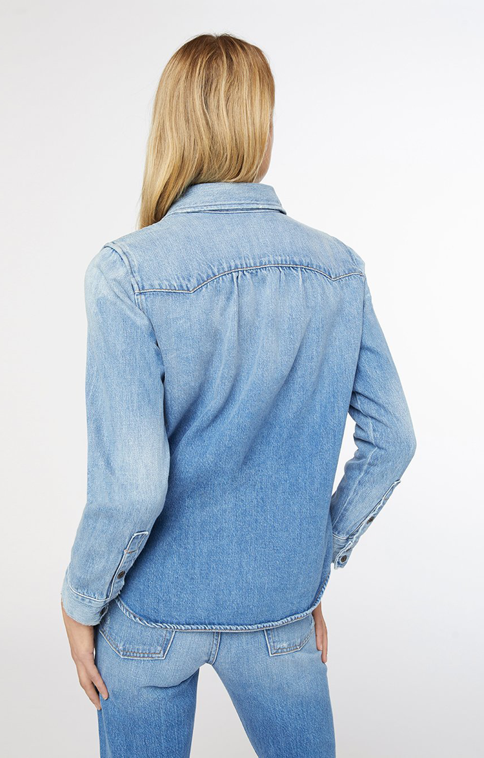 Heritage Denim Shirt
