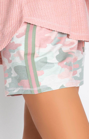 Camo In Colour Short