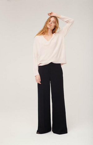 Zhen Wide Leg Pant (Full Length)