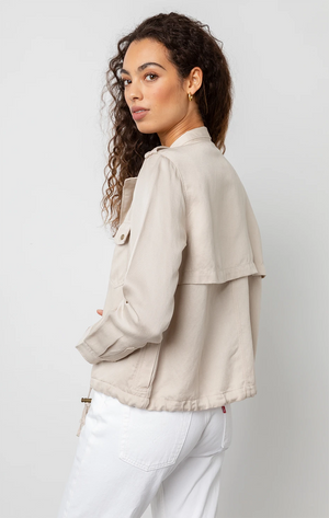 Collins Jacket Bone - Rails Clothing