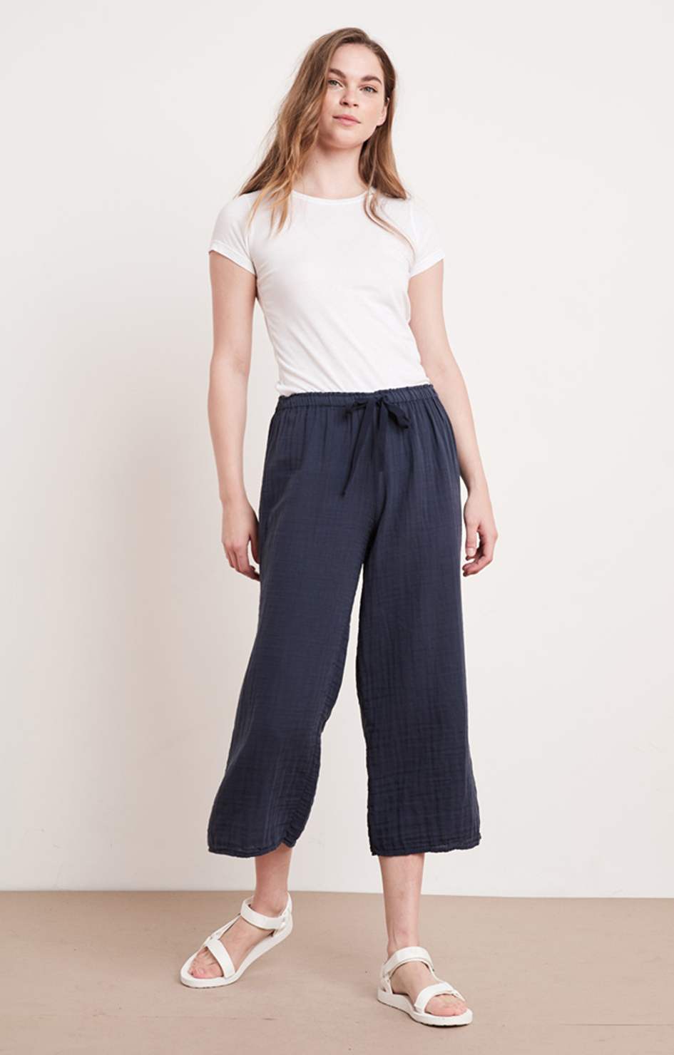Nyleen Cotton Pant