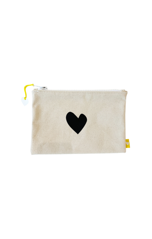 Imperfect Heart Clutch