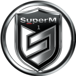 SuperM Official Store mobile logo