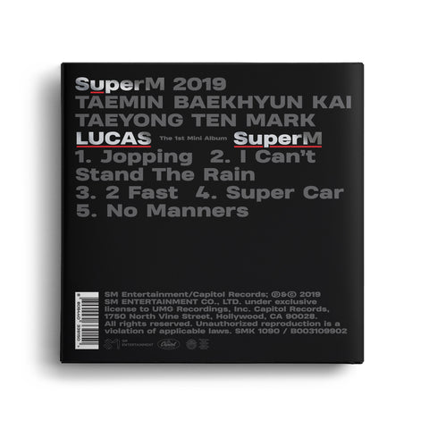 LUCAS CD + Digital Album