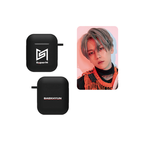 Wireless Headphones Case Cover + Digital Album