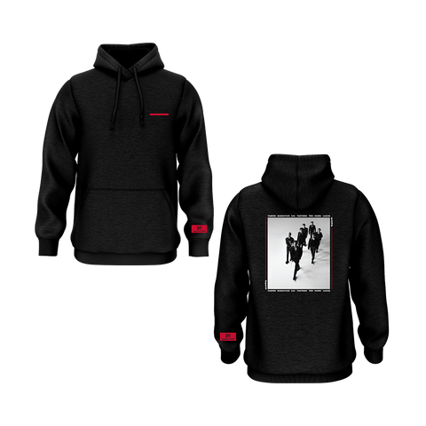 SuperM Black Hoodie + Digital Album