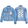 Super M Denim Jacket + Digital Album