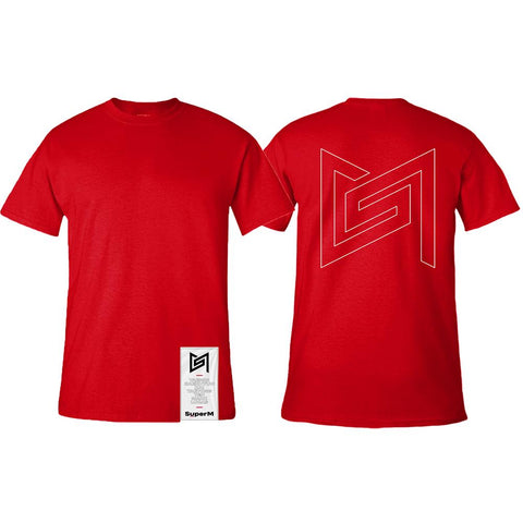 Super M Tee + Digital Album