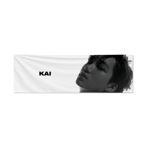 Kai Reflective Slogan Banner + Digital Album