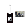 Super M Luggage Tag with Photocard + Digital Album