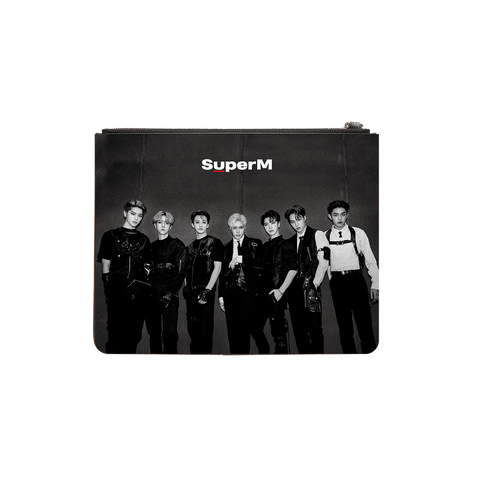 SuperM Mini Pouch + Digital Album