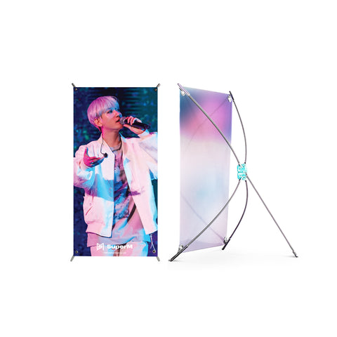 Mini Stand Banner + Digital Album