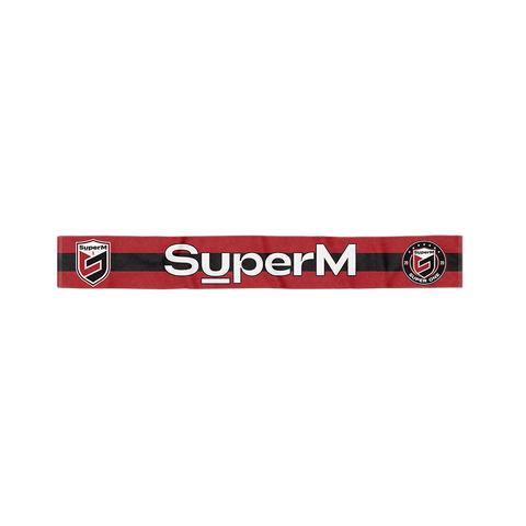 SuperM 'Super One' Scarf + Digital Album