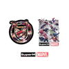 SuperM X MARVEL Luggage Sticker Set