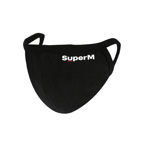 Super M Face Mask + Digital Album
