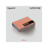 SuperM The 1st Album 'Super One' (Super Ver.)