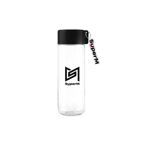 Super M Water Bottle + Digital Album