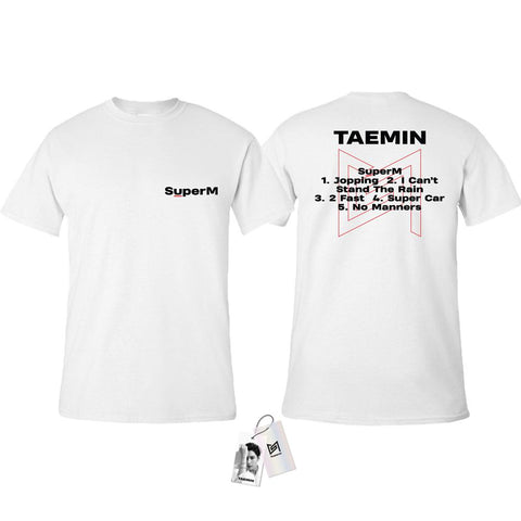 Taemin Tee + Digital Album