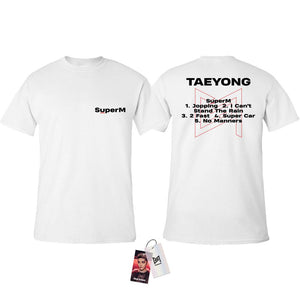 Taeyong Tee + Digital Album