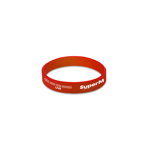 We Are The Future Tour Wristband + Digital Album