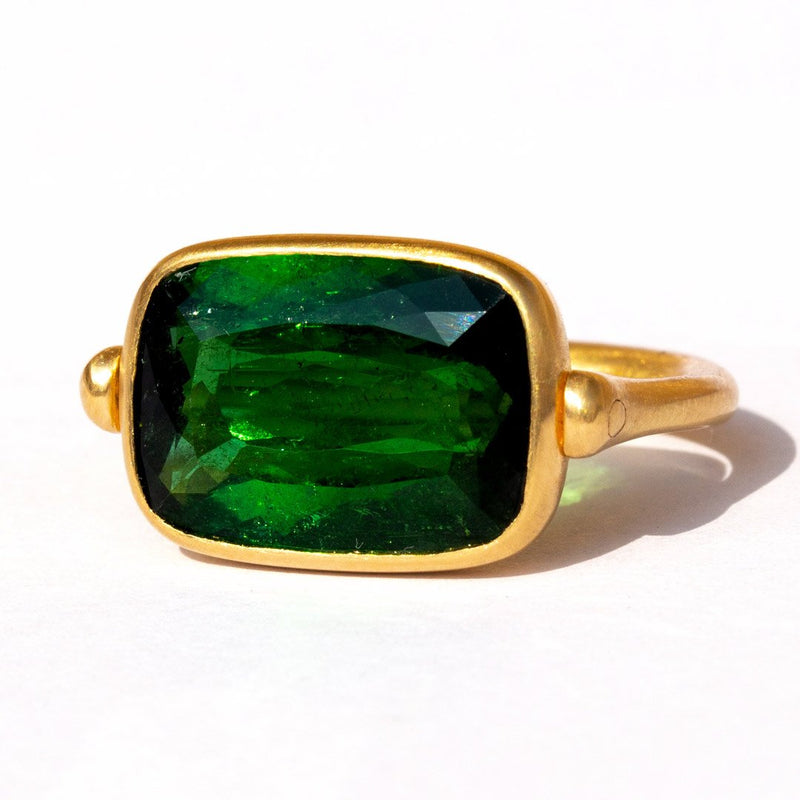bague-marie-helene-de-taillac-swivel-tourmaline-verte-or