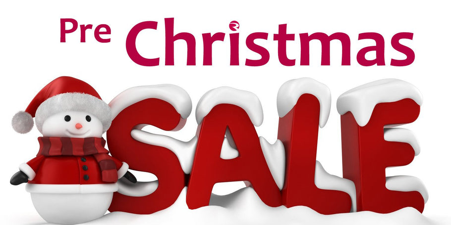 Pre - Christmas Sale Starting Soon!!!!