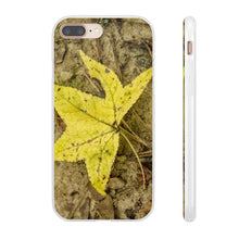 Load image into Gallery viewer, The Yellow Leaf Flexi Cases for Iphone