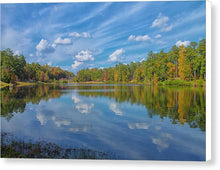 Load image into Gallery viewer, A Sunny Fall Day - Canvas Print